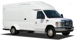 Turtle Top TerraMax Cargo Van UltraMaxx Cargo Bus