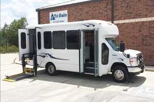 Allstar-Wheelchair-Bus-Rental-Paratransit-Braun-Lift-Van