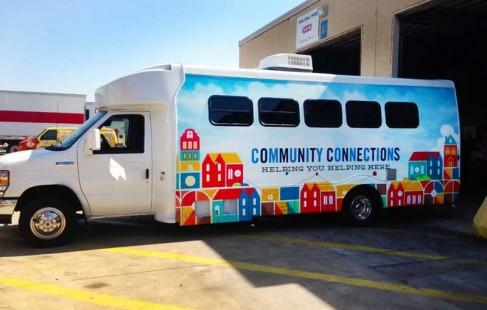 Mobile Office Bus: Custom Specialty Tri-State Van Buses